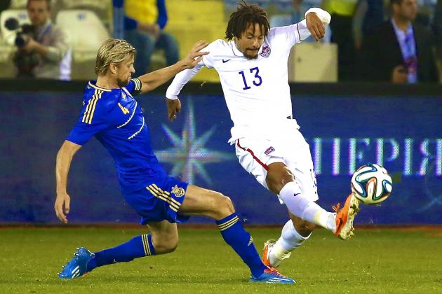 USA vs. Ukraine: Score, Grades and Post-Match Reaction