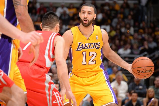 Starting Jordan Farmar over Kendall Marshall Is Wrong Move for LA Lakers