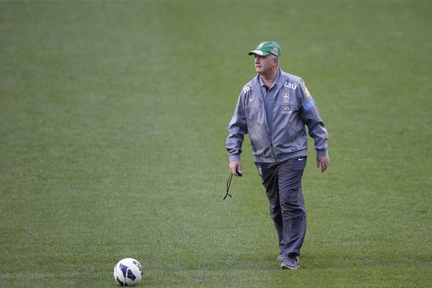 Luiz Felipe Scolari and Brazil Take World Cup Positives from South Africa Match