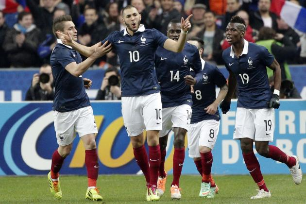 France vs. Netherlands: Score, Grades and Post-Match Reaction