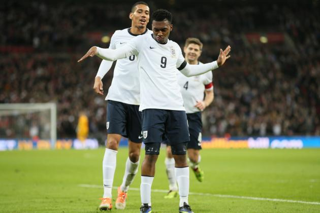 England vs. Denmark: International Friendly Live Score, Highlights, Report