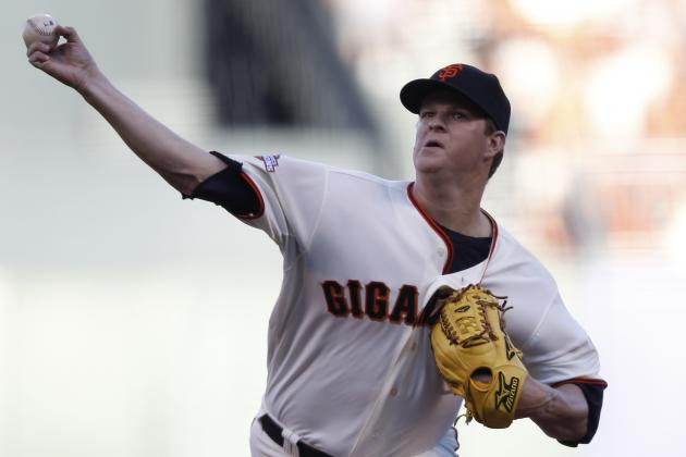 How Matt Cain Did in His Cactus Debut for SF Giants