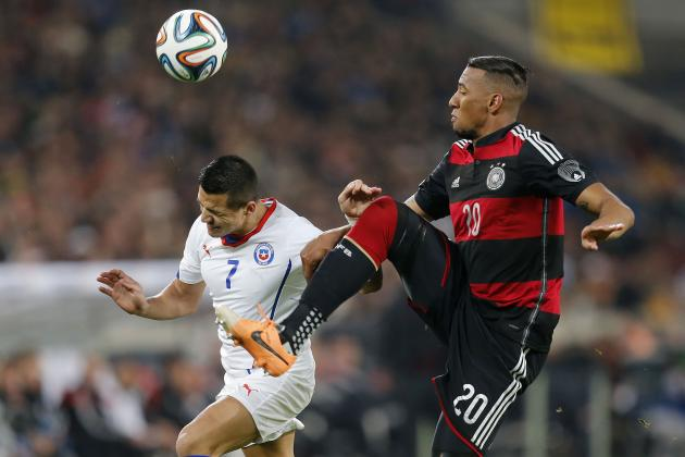 Germany 1-0 Chile: Woeful Performance in Midfield Overshadows Mannschaft Victory