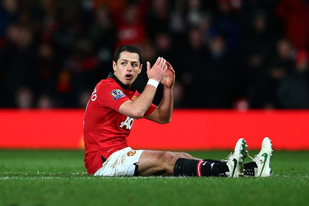 Javier Hernandez: Why David Moyes Should Keep Chicharito at Manchester United