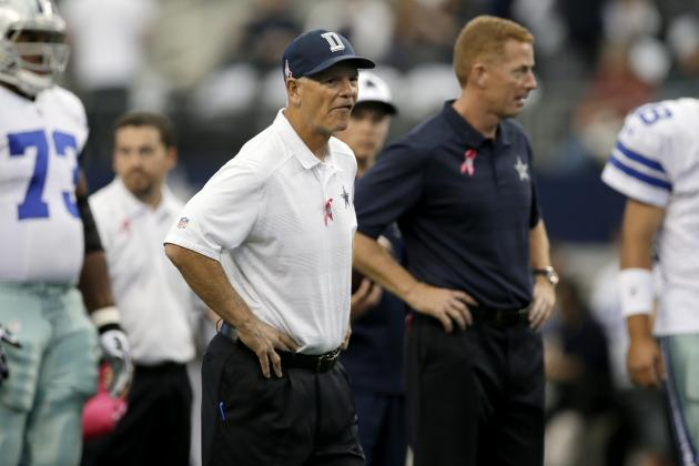 Can Rod Marinelli Fix the Cowboys Defense?