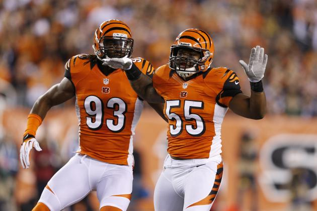 Breaking Down Cincinnati Bengals' Salary-Cap Situation Heading into Free Agency