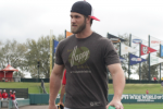 Bryce Harper Has Put on Some Serious Muscle