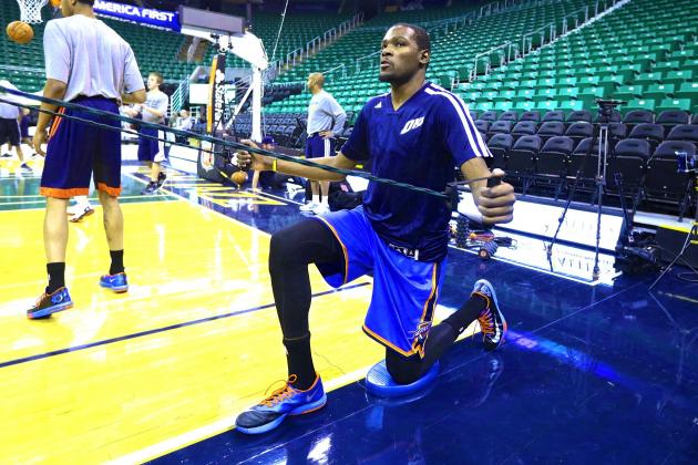 NBA Trends: Odd Workouts Helping Nowitzki and KD, Baron Davis' Future and More