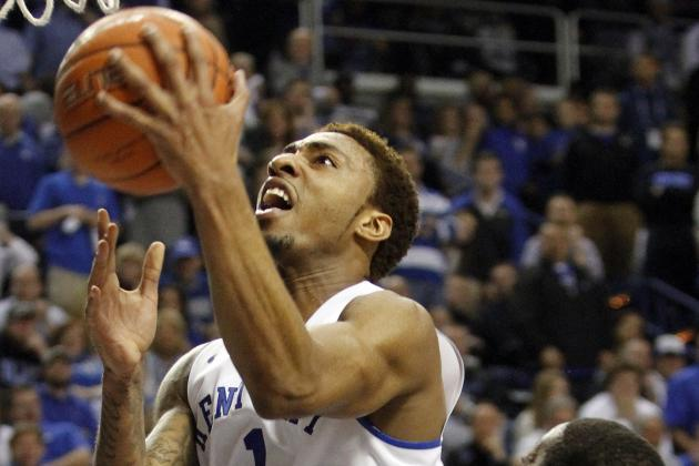 Kentucky Basketball: What's James Young's Ideal Role in Wildcats' Offense?