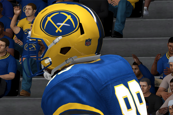 Madden NFL 15: How to Design Logos and Uniforms for Upcoming Game