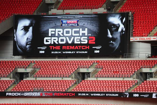 George Groves Will End Carl Froch's Career at Wembley
