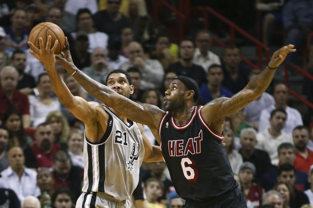 Miami Heat vs. San Antonio Spurs: Full Preview and Predictions