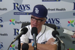 Rays' Coach Maddon Impersonates Iverson's 'Practice' Rant