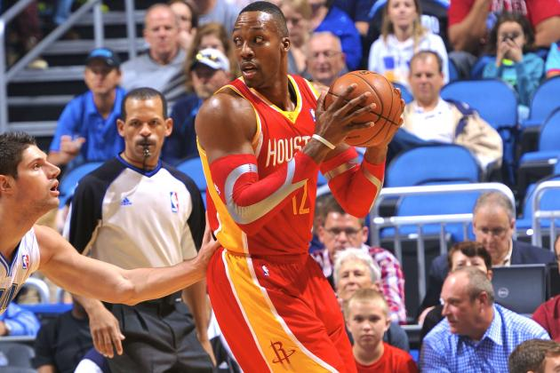 Houston Rockets vs. Orlando Magic: Live Score and Analysis