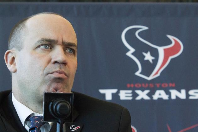 2014 NFL Draft: Can the Houston Texans Afford to Pass on a Quarterback?
