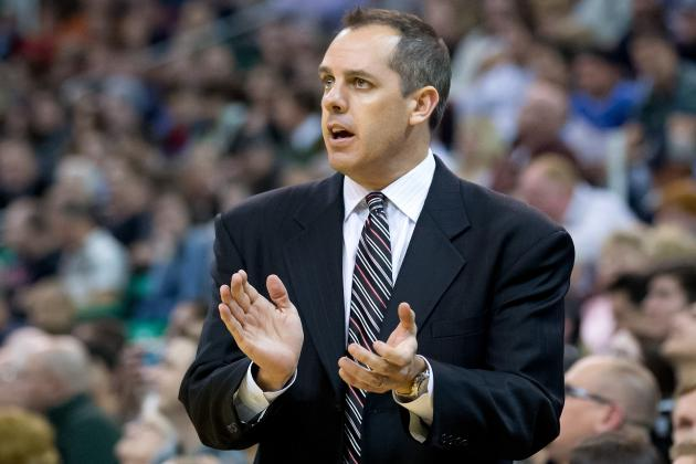 Debate: What Grade Would You Give Frank Vogel This Season?