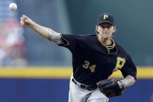 How A.J. Burnett's Absence Will Hurt the Pittsburgh Pirates in 2014