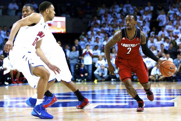 Louisville vs. SMU: Score, Grades and Analysis