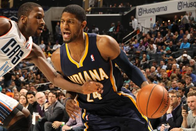Pacers Become 1st Team to Clinch Playoff Berth