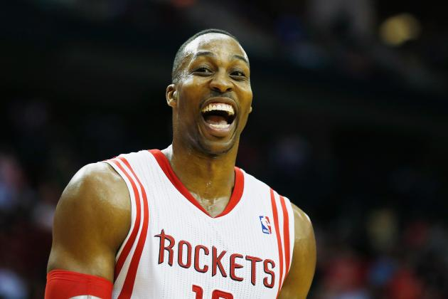 Dwight Howard Cites Mother's 7 Miscarriages as Reason for Fun-Loving Attitude