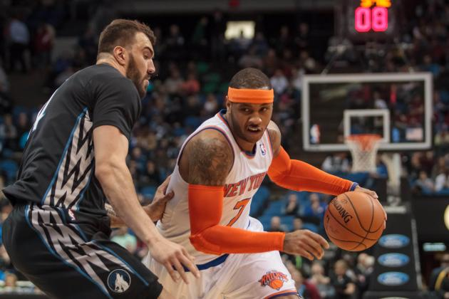 New York Knicks vs. Minnesota Timberwolves: Live Score and Analysis