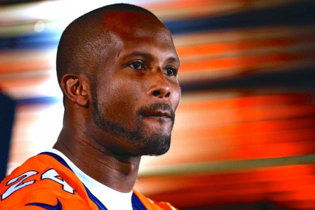 Champ Bailey Cut by Broncos: Latest Details, Reaction and Analysis
