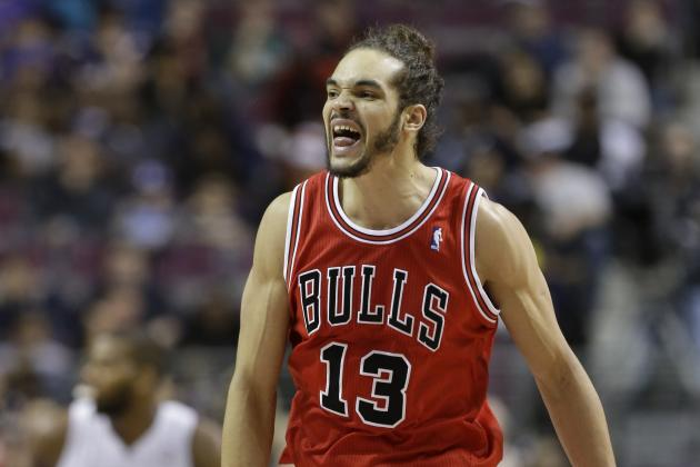 Joakim Noah Notches 2nd Triple-Double in 3 Games, 3rd of the Season