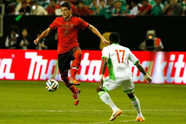 Which European-Based Players Should Be Left out of Mexico's WC Team