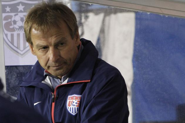 USMNT World Cup Roster Dark Horses Fail to Impress Against Ukraine