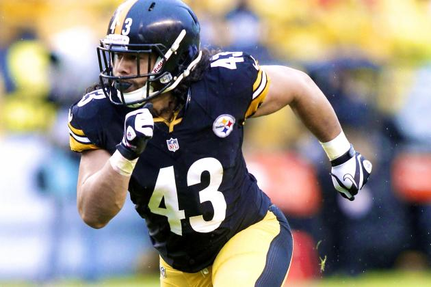 Steelers Get Best of Both Worlds with Troy Polamalu, Heath Miller Extensions