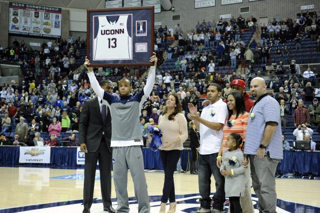 Shabazz Napier and UConn's Seniors Go out with Win over Rutgers