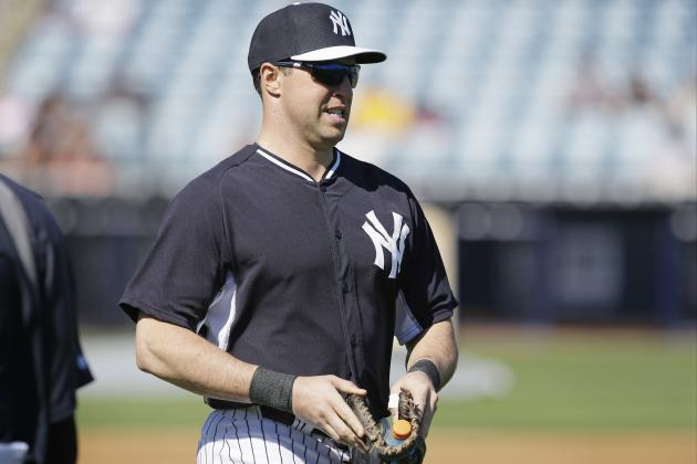 Teixeira Says He's 'As Excited as You Can Be for a Spring Training Game'