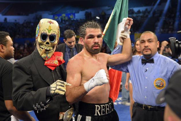 Canelo vs. Angulo: Alfredo Angulo Goes from the Pen to Pay-Per-View