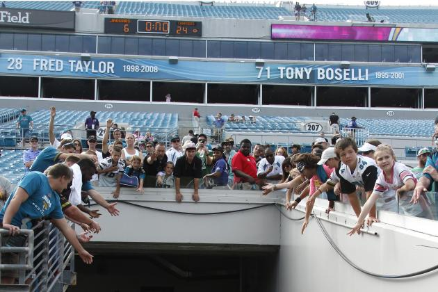 Jaguars Hold Ticket Prices Flat, Add Seating Options