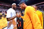 Paul George Wants to Be Mentored by LeBron