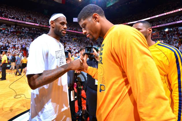 Paul George Wants LeBron James as His Summertime Tutor