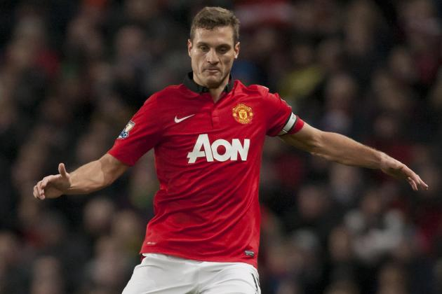 Nemanja Vidic Wasn't Forced out by Manchester United, Claims Henning Berg