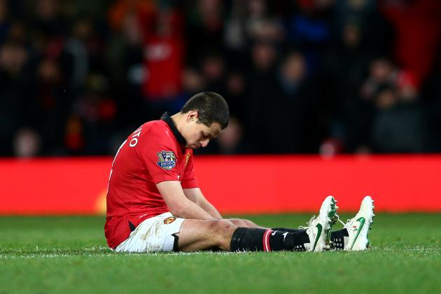 Javier Hernandez Injury: Updates on Manchester United Striker's Knee and Return