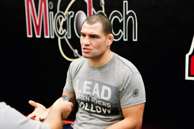 Cain Velasquez to Appear in Newest Vince Vaughn Film 'Term Life'