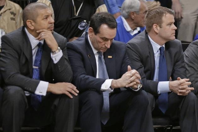 Mike Krzyzewski: Latest Health News and Comments After Coach K Suffers Dizziness