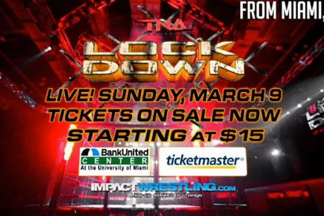 TNA Lockdown 2014: Date, Match Card, PPV Schedule, Rumors and Predictions