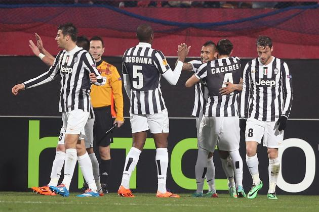 Conte's Juventus Legacy Can Be Enhanced by Europa League Success