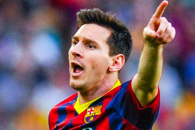 Should Barcelona Sell Lionel Messi to Manchester City for £165M?