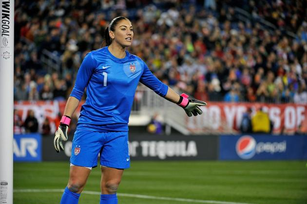 USA vs. Sweden Women's Soccer: Preview and Prediction for 2014 Algarve Cup