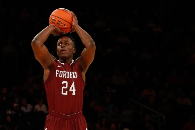 Fordham, Winless on the Road in Conference Play, Falls to Rhode Island
