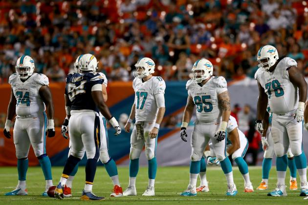 Will Dolphins Be NFL's High-Bidder for Left Tackle Free Agents?