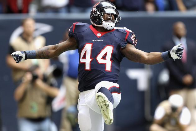Ben Tate Rumors: Latest News and Speculation on Texans, Jets, Browns and More