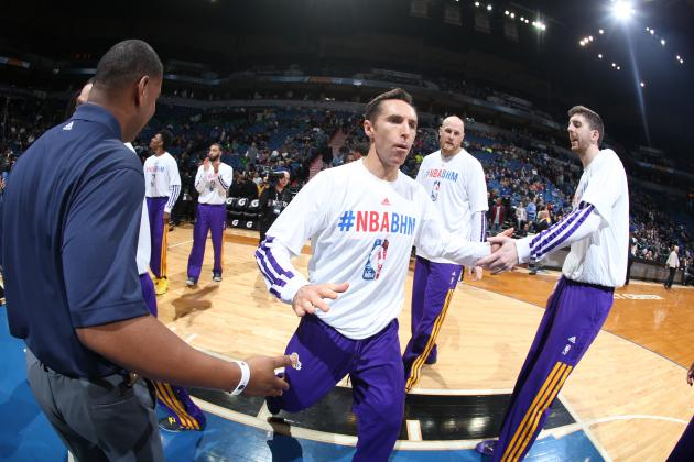 Would Bringing Back Steve Nash Limit Los Angeles Lakers' Future?
