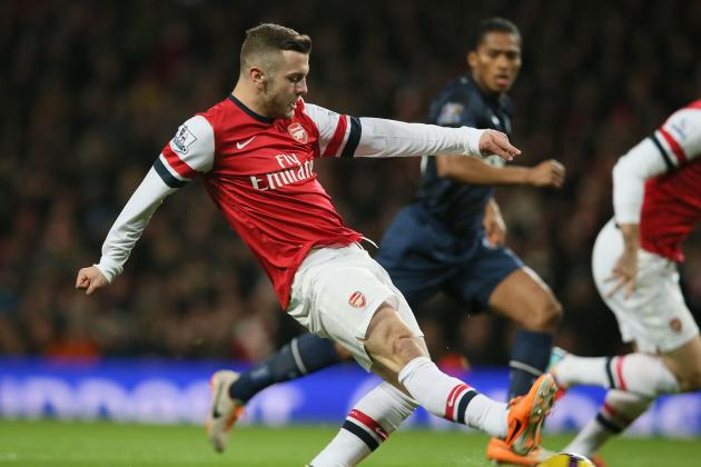 Jack Wilshere Injury: Players Who Must Step Up in Arsenal Star's Absence