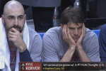 Kyle Korver's 3-Pt Streak Ends After 127 Games